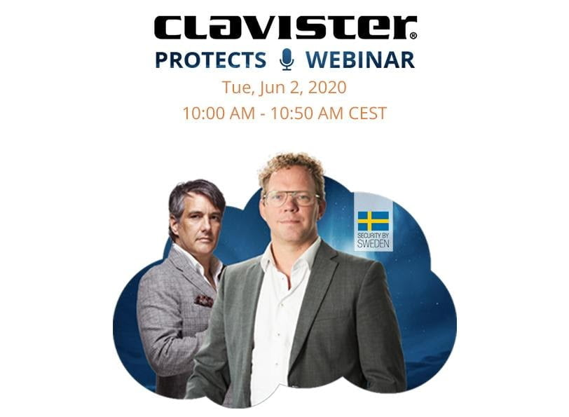 Clavister Zero Trust In the Remote Working Era - Webinar At Nordic IT Security Forum