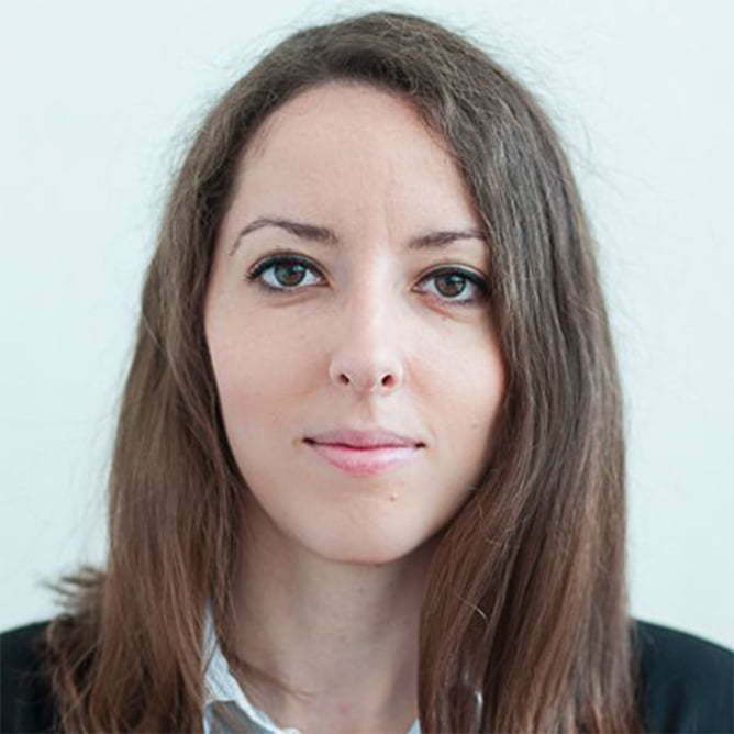 Katarina Klingova - Speaker at Nordic IT Security 2019