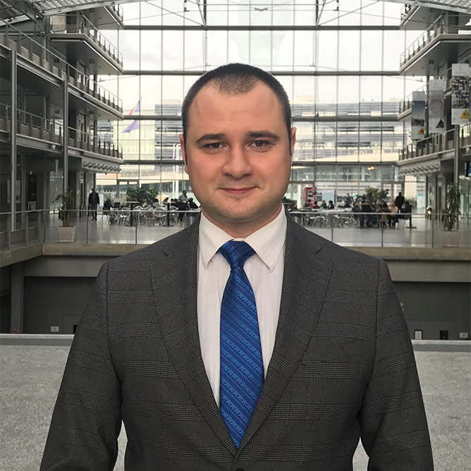 Oleksander Tsaruk - Speaker at Nordic IT Security 2019