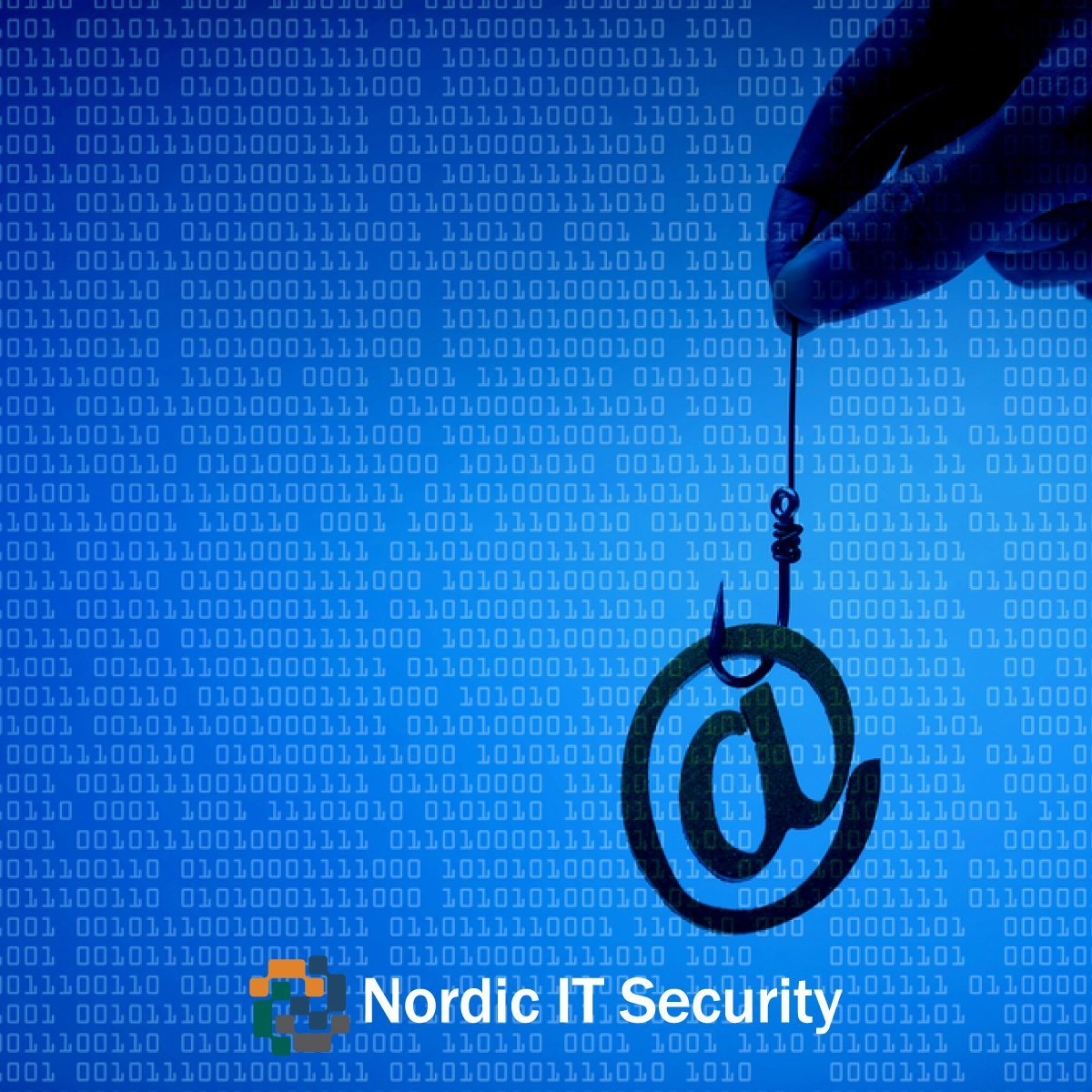 Phishing Attacks Getting Sophisticated, Corporate Executives Hacked - Blog post from Nordic IT Security Forum 2020