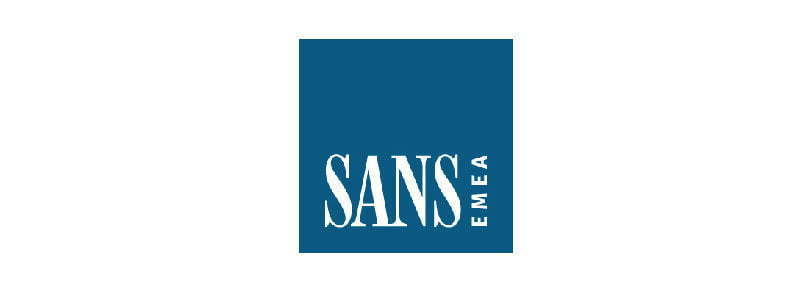 Sans - Official Partner of Nordic IT Security 2019