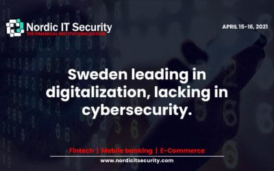 Sweden leading in digitalization, lacking in cybersecurity
