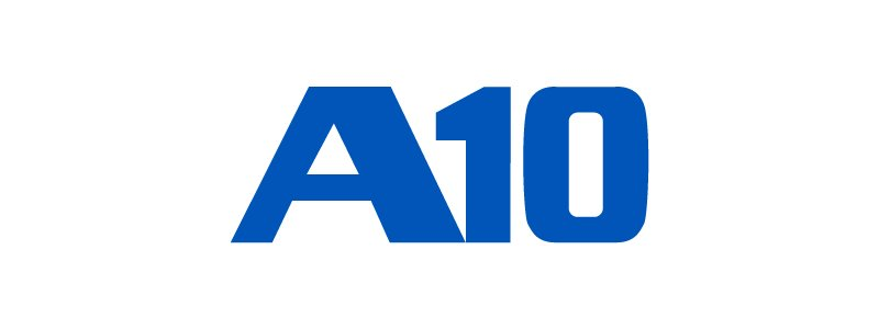 A10 - Official Partner of Nordic IT Security Live Tv Broadcast 2020