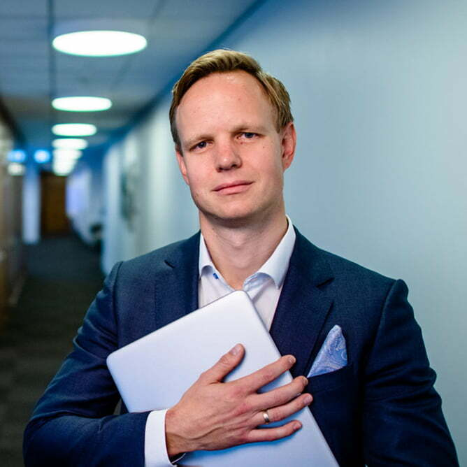 Edvardas Šileris - Speaker at Nordic IT Security Live TV Boradcast