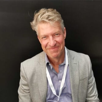 Niall MacLeod  speaker at Nordic IT Security The FInancial Institutions 2021
