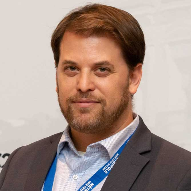 Brian O'Toole - Speaker at Nordic IT Security 2019